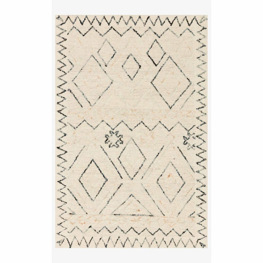 Justina Blakeney x Loloi Leela LEE-02 Contemporary Hand Tufted Area Rug