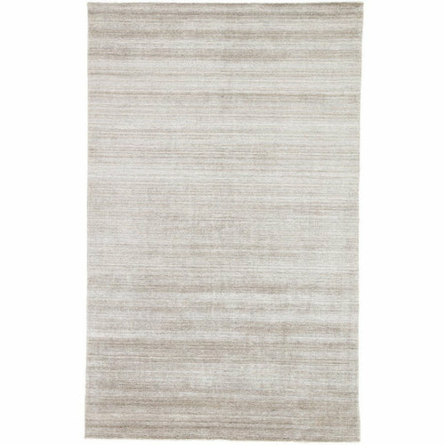 Jaipur Living Lefka Oplyse LEF01 Contemporary Handmade Area Rug-Rugs-Jaipur Living-Gray-10'X14'-Heaven's Gate Home, LLC