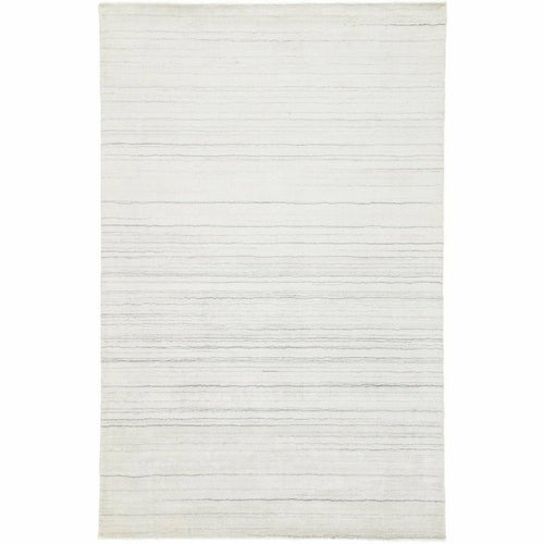Jaipur Living Lefka Oplyse LEF02 Contemporary Handmade Area Rug-Rugs-Jaipur Living-White-10'X14'-Heaven's Gate Home, LLC