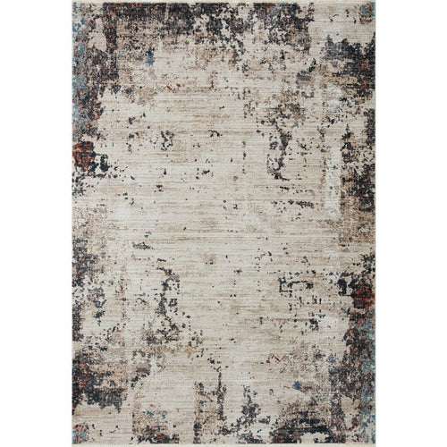 "Loloi Leigh LEI-05 Transitional Power Loomed Area Rug-Rugs-Loloi-Charcoal-18"" x 18"" Sample-Heaven's Gate Home, LLC"