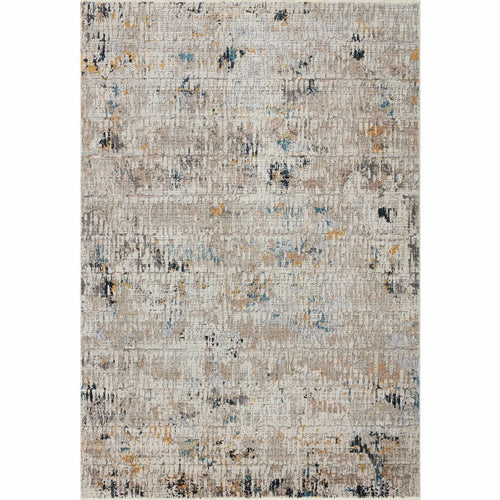 "Loloi Leigh LEI-06 Transitional Power Loomed Area Rug-Rugs-Loloi-Charcoal-18"" x 18"" Sample-Heaven's Gate Home, LLC"