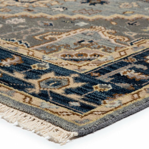 Jaipur Living Liberty Andrews LIB04 Traditional Handmade Area Rug-Rugs-Jaipur Living-Heaven's Gate Home, LLC