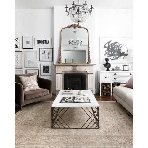 Loloi Loren LQ-03 Traditional Power Loomed Area Rug-Rugs-Loloi-Heaven's Gate Home, LLC