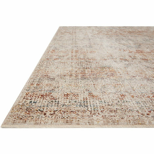 Loloi Lourdes LOU-04 Traditional Power Loomed Area Rug
