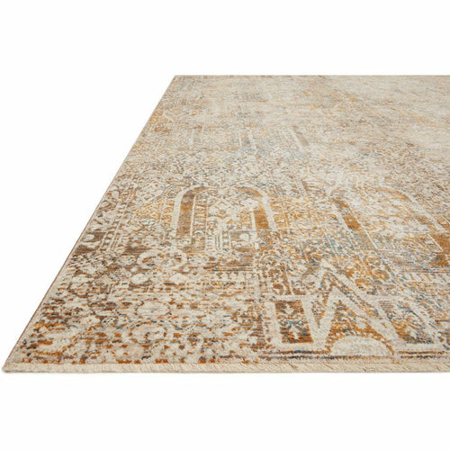 Loloi Lourdes LOU-05 Traditional Power Loomed Area Rug