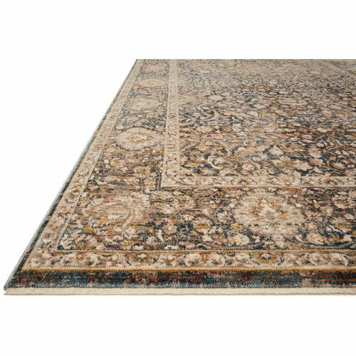 Loloi Lourdes LOU-08 Traditional Power Loomed Area Rug