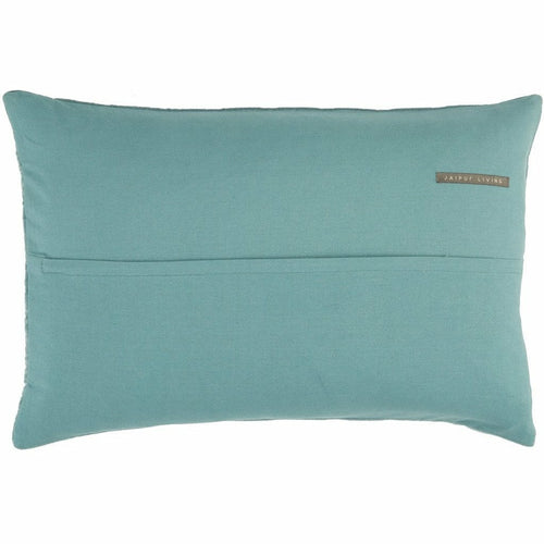 Jaipur Living Winchester Lexington Blue Handmade Pillow, Set/2