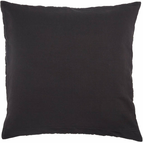 Jaipur Living Winchester Lexington Dark Gray Handmade Pillow