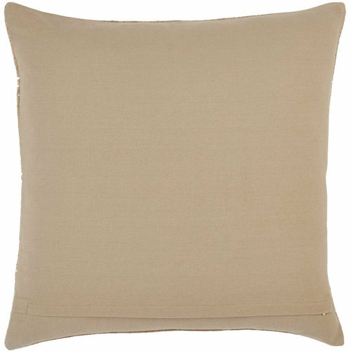Jaipur Living Trenton Lexington Taupe Handmade Pillow, Set/2-Pillows-Jaipur Living-Heaven's Gate Home, LLC