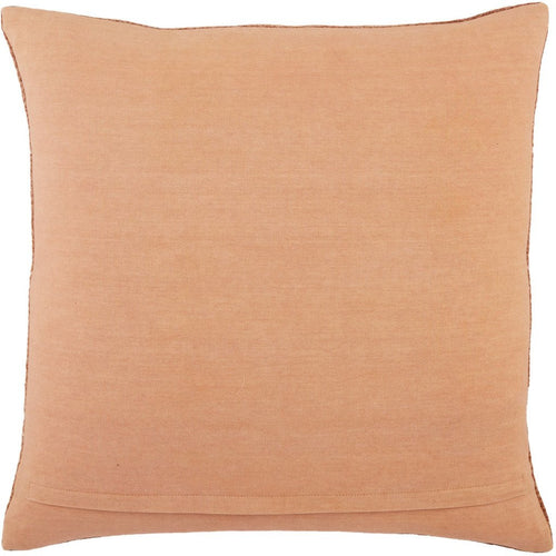 Jaipur Living Trenton Lexington Terracotta Handmade Pillow, Set/2-Pillows-Jaipur Living-Heaven's Gate Home, LLC
