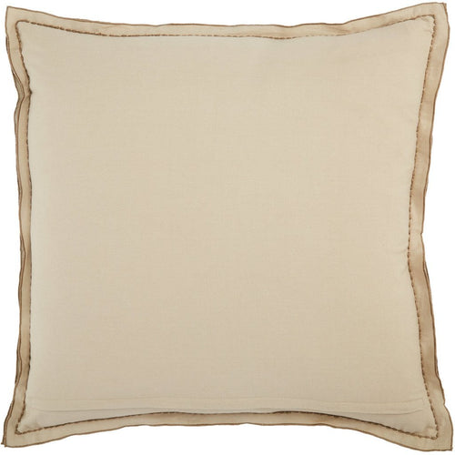 Jaipur Living Norwood Lexington Beige Handmade Pillow, Set/2