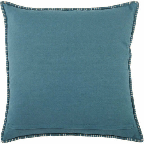 Jaipur Living Beaufort Lexington Blue Handmade Pillow