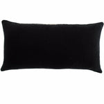 Jaipur Living Aravalli Mercado Black Handmade Pillow