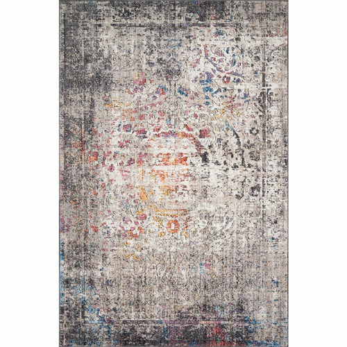 "Loloi Medusa MED-02 Contemporary Power Loomed Area Rug-Rugs-Loloi-Multi-1'-6"" x 1'-6"" Sample-Heaven's Gate Home, LLC"