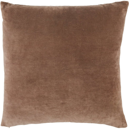 Jaipur Living Birch Mezza Brown Pillow