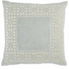 Jaipur Living Azilane Mezza Light Blue Pillow