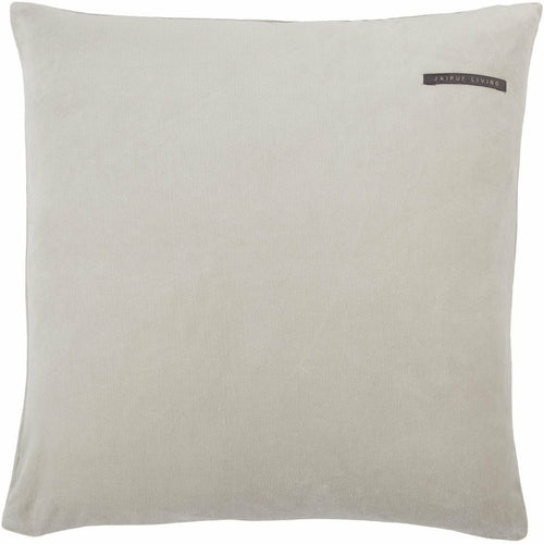 Jaipur Living Birch Mezza Gray Pillow