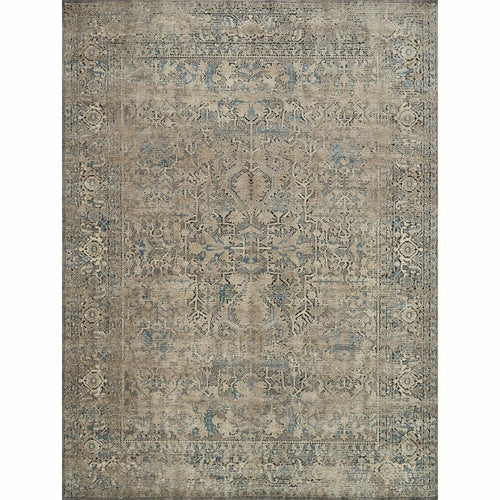 "Loloi Millennium MV-01 Transitional Power Loomed Area Rug-Rugs-Loloi-Gray-1'-6"" x 1'-6"" Sample-Heaven's Gate Home, LLC"