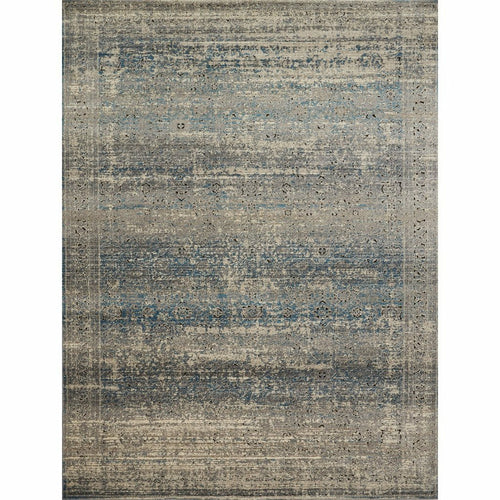 "Loloi Millennium MV-02 Transitional Power Loomed Area Rug-Rugs-Loloi-Gray-2'-7"" x 4'-Heaven's Gate Home, LLC"