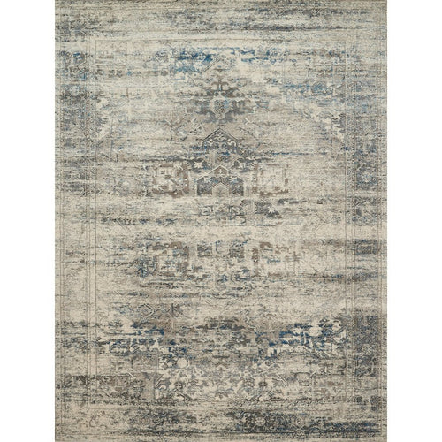 "Loloi Millennium MV-04 Transitional Power Loomed Area Rug-Rugs-Loloi-Taupe-2'-7"" x 4'-Heaven's Gate Home, LLC"