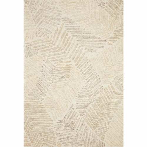 "Loloi Milo MLO-05 Contemporary Hand Tufted Area Rug-Rugs-Loloi-Olive-18"" x 18"" Sample-Heaven's Gate Home, LLC"