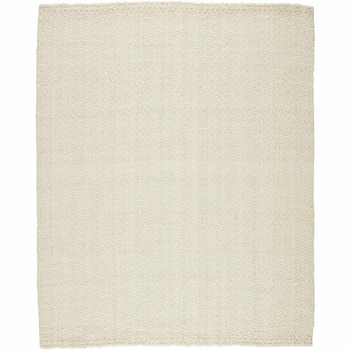 Jaipur Living Naturals Tobago Tracie NAT32 Contemporary Handmade Area Rug-Rugs-Jaipur Living-White-10'X14'-Heaven's Gate Home, LLC