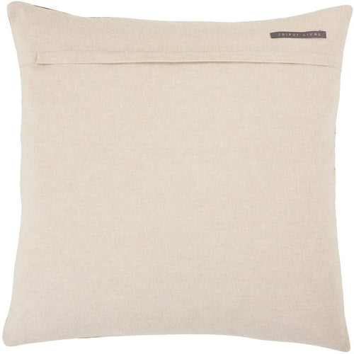 Jaipur Living Jacques Nouveau Brown Pillow