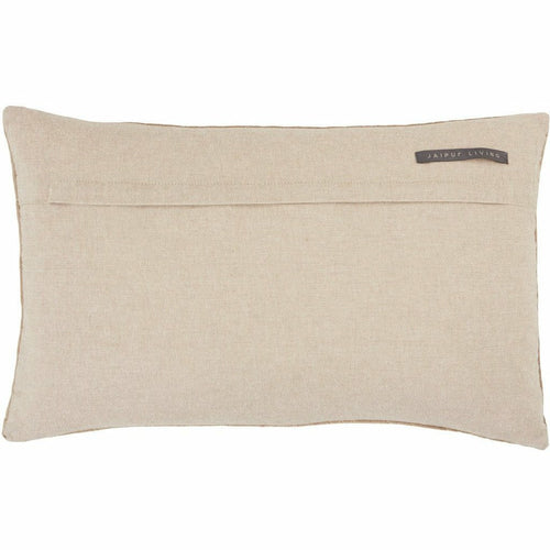 Jaipur Living Dakon Nouveau Beige Pillow