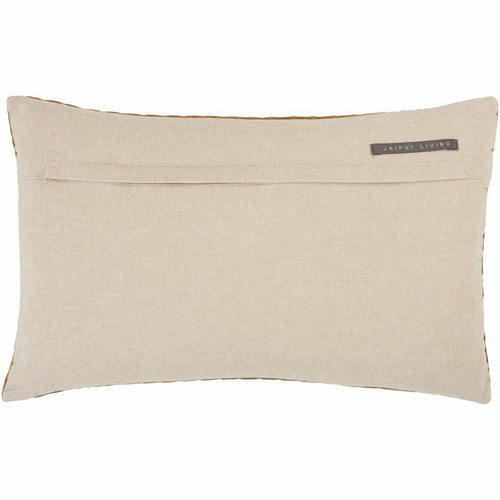 Jaipur Living Rawlings Nouveau Brown Pillow
