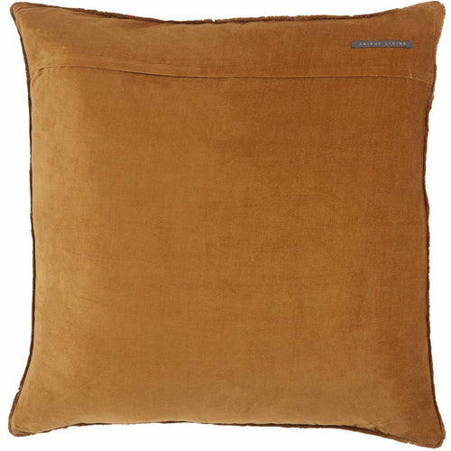 Jaipur Living Sunbury Nouveau Brown Pillow
