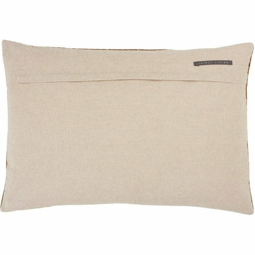 Jaipur Living Bourdelle Nouveau Brown Pillow
