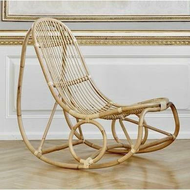 Sika-Design Icons Nanny Rocking Chair, Indoor-Rocking Chairs-Sika Design-Heaven's Gate Home