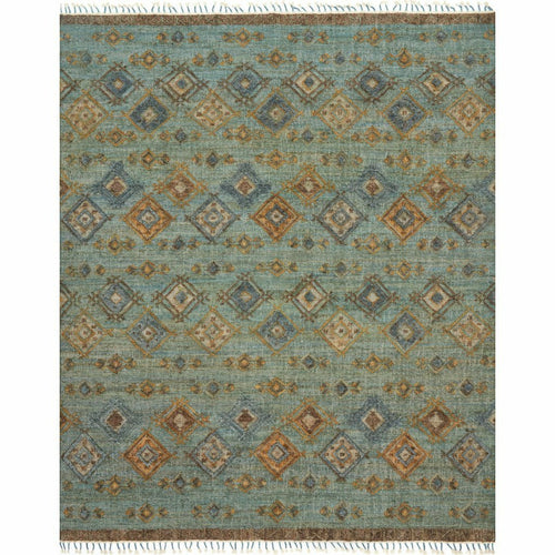 "Loloi Owen OW-04 Transitional Hand Woven Area Rug-Rugs-Loloi-Olive-1'-6"" x 1'-6"" Sample-Heaven's Gate Home, LLC"