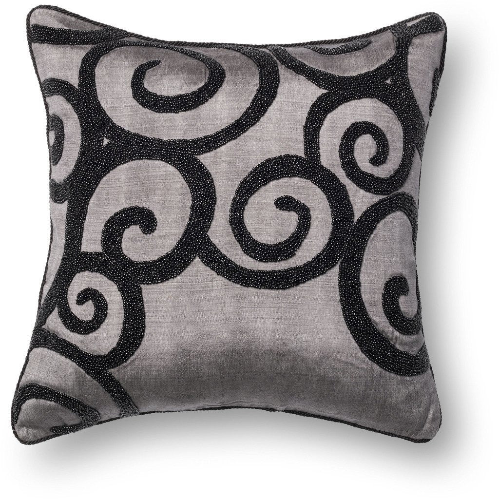 Loloi P0010 Rayon Silk Pillow