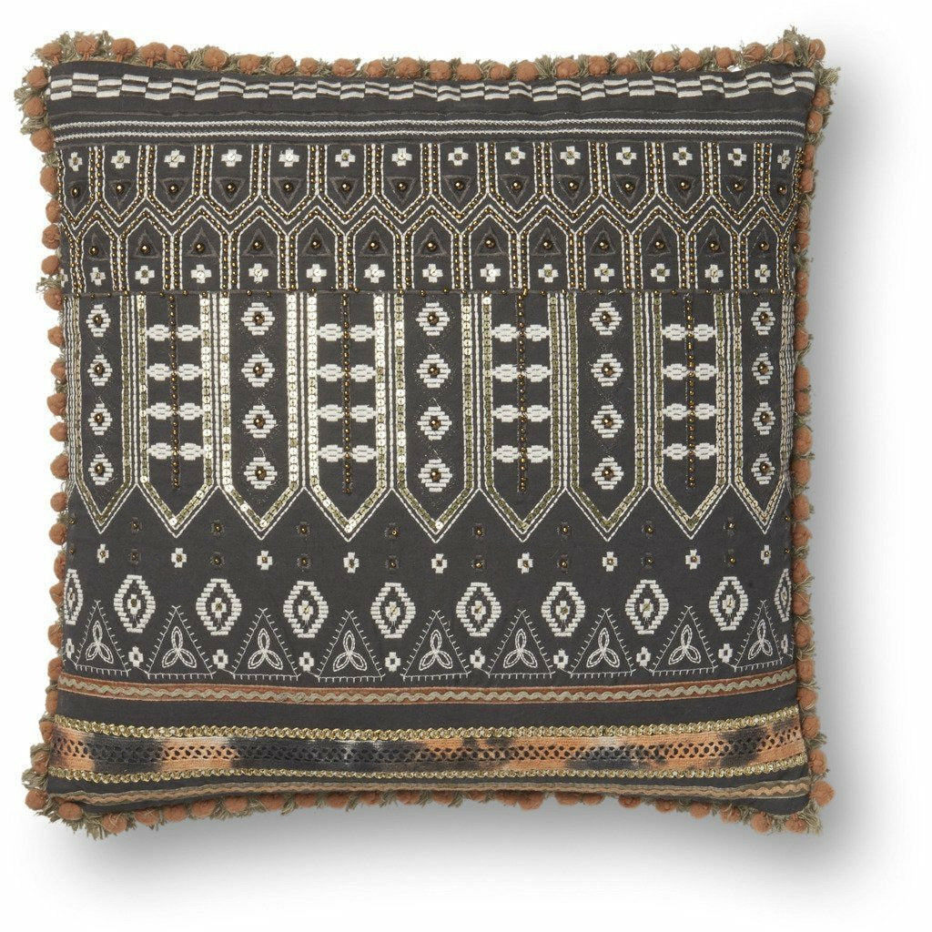 Loloi P0523 Cotton Pillow