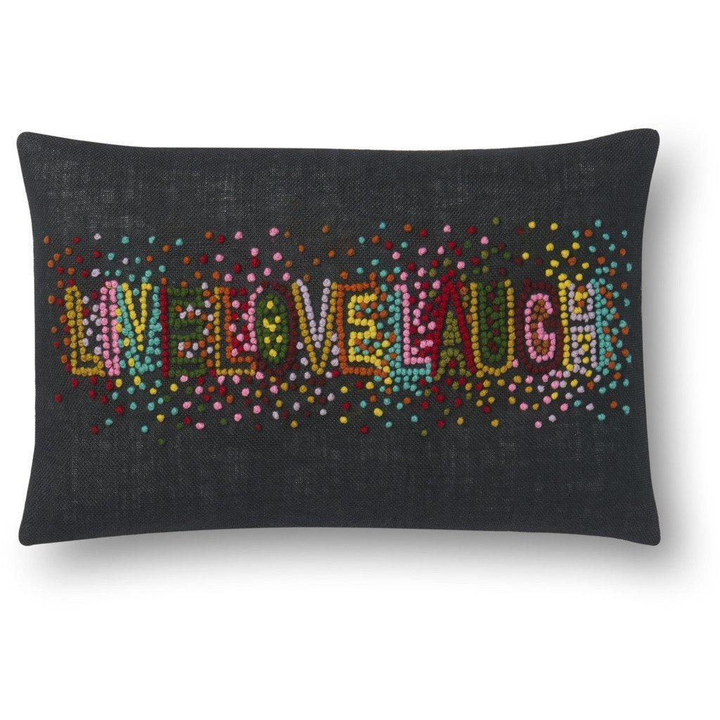 Loloi P0561 Cotton Pillow