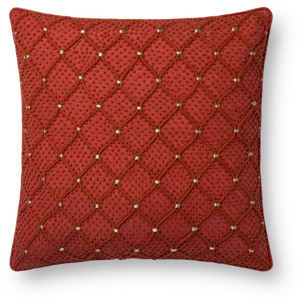 Loloi P0675 Linen Pillow