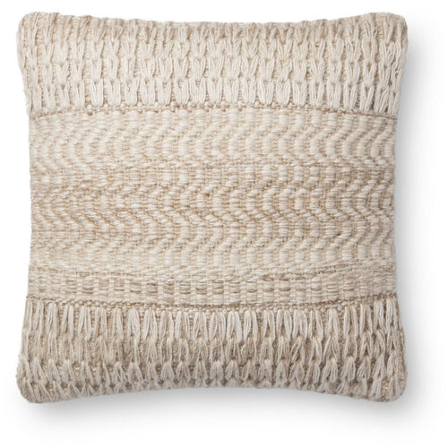 Loloi P0697 Cotton Pillow