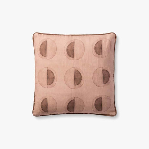 Loloi P0935 Linen Pillow
