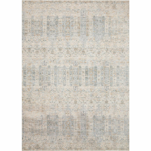 "Loloi Pandora PAN-02 Traditional Power Loomed Area Rug-Rugs-Loloi-Ivory-1'-6"" x 1'-6"" Sample-Heaven's Gate Home, LLC"