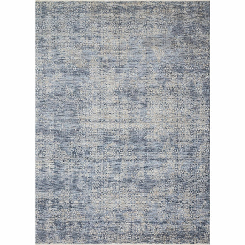 "Loloi Pandora PAN-03 Traditional Power Loomed Area Rug-Rugs-Loloi-Blue-1'-6"" x 1'-6"" Sample-Heaven's Gate Home, LLC"