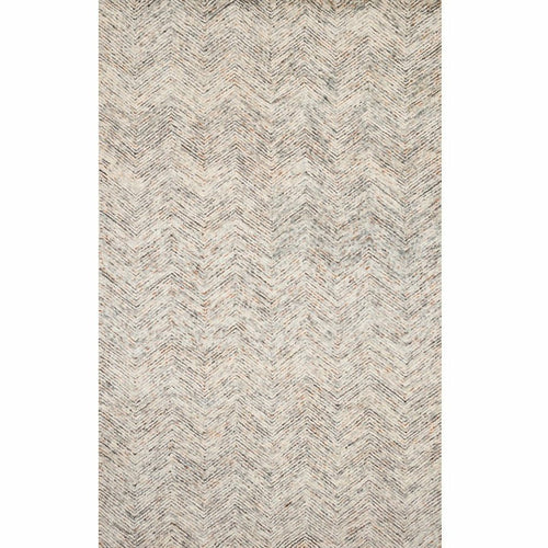 "Loloi Peregrine PER-02 Contemporary Hand Tufted Area Rug-Rugs-Loloi-Gray-1'-6"" x 1'-6"" Sample-Heaven's Gate Home, LLC"