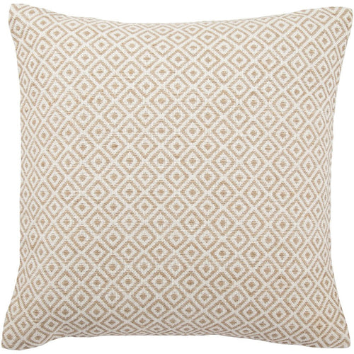 "Jaipur Living Estes Peykan Handmade Pillow, Set/2-Pillows-Jaipur Living-White-22"" x 22"", Set/2-Down-Heaven's Gate Home, LLC"