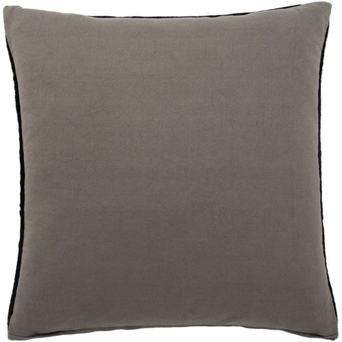 Jaipur Living Terzan Peykan Gray Handmade Pillow