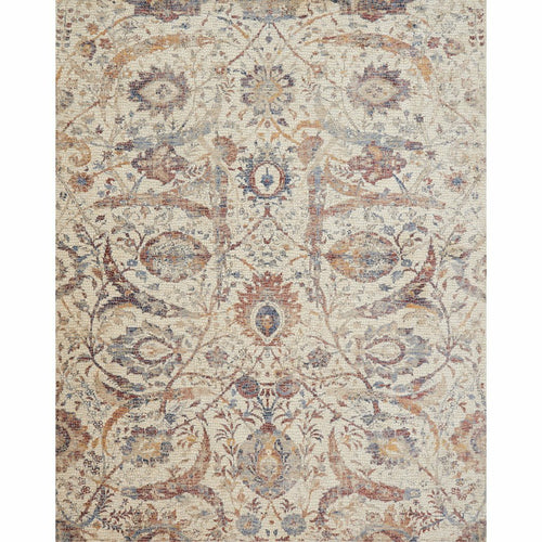 "Loloi Porcia PB-03 Transitional Power Loomed Area Rug-Rugs-Loloi-Multi-1'-6"" x 1'-6"" Sample-Heaven's Gate Home, LLC"