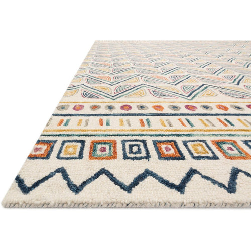 Loloi Priti PRT-03 Contemporary Hooked Area Rug-Rugs-Loloi-Heaven's Gate Home, LLC