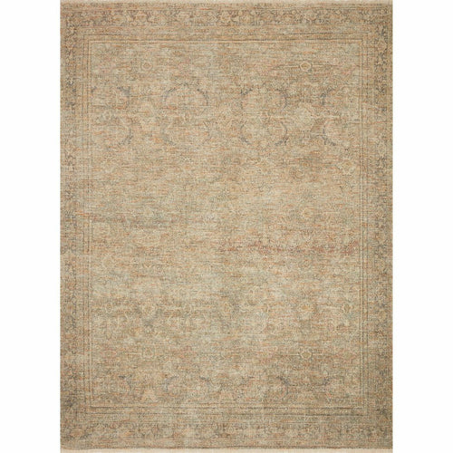 "Loloi Priya PRY-03 Transitional Hand Woven Area Rug-Rugs-Loloi-Olive-18"" x 18"" Sample-Heaven's Gate Home, LLC"