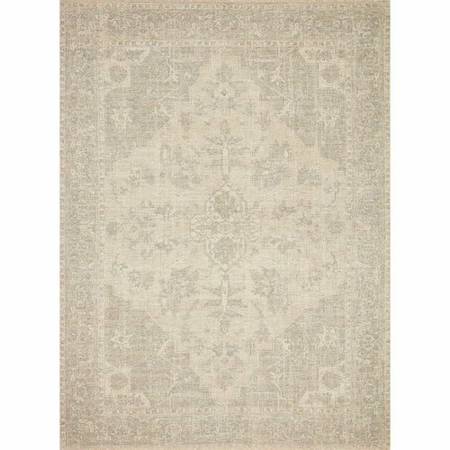 "Loloi Priya PRY-04 Transitional Hand Woven Area Rug-Rugs-Loloi-Gray-18"" x 18"" Sample-Heaven's Gate Home, LLC"