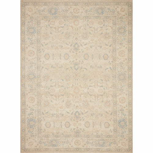 "Loloi Priya PRY-05 Transitional Hand Woven Area Rug-Rugs-Loloi-Natural-18"" x 18"" Sample-Heaven's Gate Home, LLC"