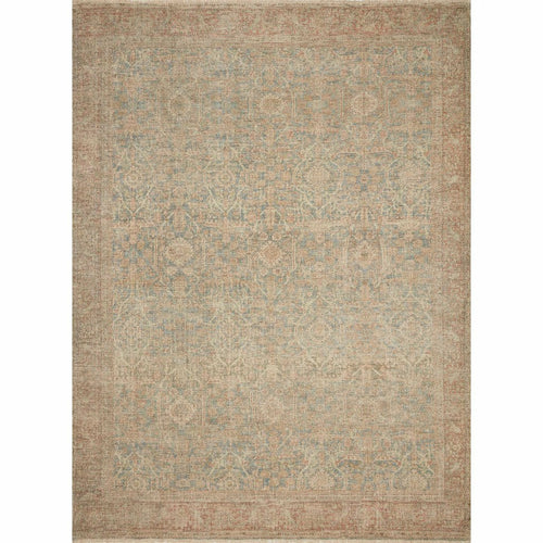 "Loloi Priya PRY-06 Transitional Hand Woven Area Rug-Rugs-Loloi-Rust-18"" x 18"" Sample-Heaven's Gate Home, LLC"